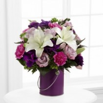 Color My World With Beauty FTD Arrangement
