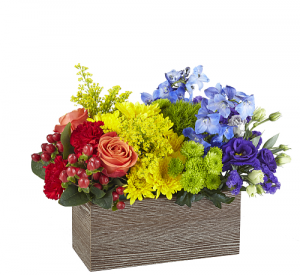 Color of Love Bouquet in Winnipeg, MB | CHARLESWOOD FLORISTS