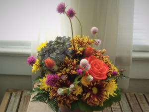 Color Pick Me Up Mixed in Nassawadox, VA | Florist By The Sea