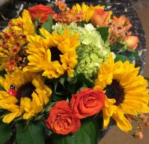 Color Splash Floral Arrangement