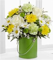 Color your day with joy!!! metal Pail