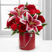 Color Your Day With Radiance Floral Arrangement