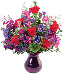 Colorful Affection Floral Arrangement