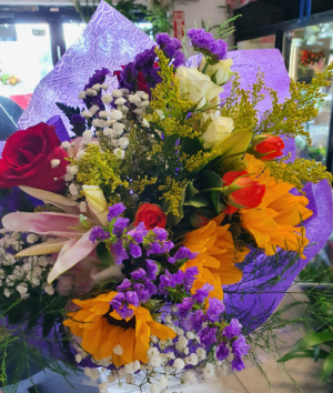 Colorful  Bouquet of Fresh flowers  in Sunrise, FL | FLORIST24HRS.COM