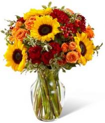 Colorful Canvas Vase