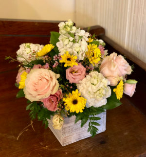 Colorful Cube  in Pawling, NY | PARRINO'S FLORIST