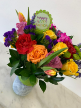 Colorful Happy Birthday  in Tamarac, Florida | Ellie Flowers and Gift Shop