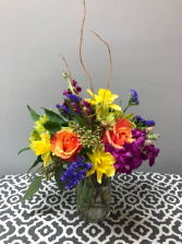 Colorful Inspiration Four Seasons Series