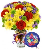 Get Well Wishes Fresh flowers