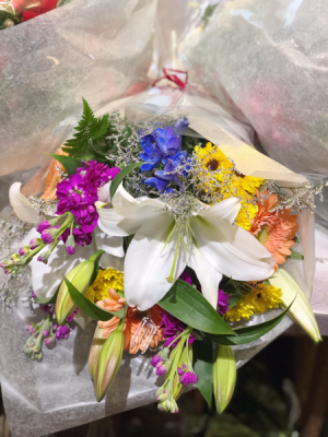 Colorful Mixed Bouquet   in Pawling, NY | PARRINO'S FLORIST