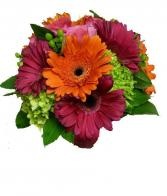 Colorful Mixed Bouquet Vase