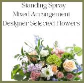 Bright Blooms Standing Spray