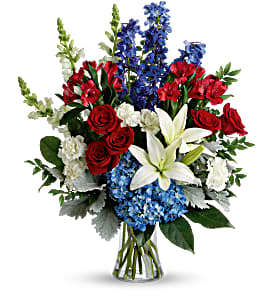 Colorful Tribute Bouquet Home Sympathy/ Funeral