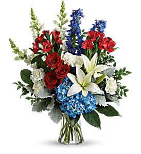 Colorful Tribute Bouquet   T282-2