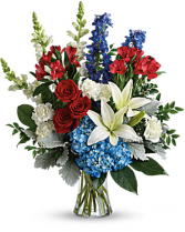COLORFUL TRIBUTE BOUQUET T282-2A