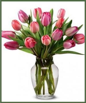 Colorful Tulips Springtime Favorite! in Arlington, TX | Erinn's Creations Florist