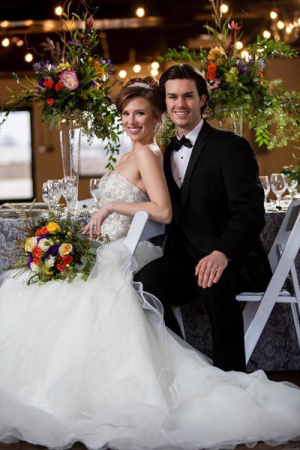 Full Wedding  Service  Wedding Reception  in Trumann, AR | Blossom Events & Florist