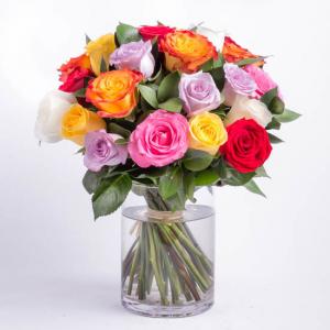Colorful Wheel   in Oakville, ON   ANN'S FLOWER BOUTIQUE-Wedding & Event Florist