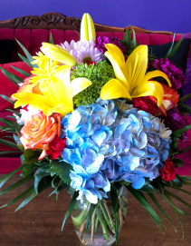Colorfully Spring Arrangement