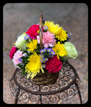 Colorfulness Bouquet  in Bryan, TX | NAN'S BLOSSOM SHOP