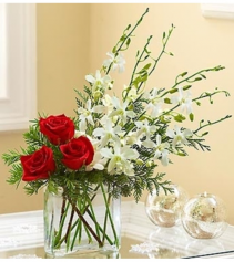 Colors of Christmas™ Contemporary Arrangement