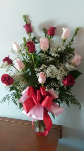 COLORS OF LOVE MULTI COLORED ROSES