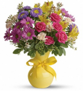 Colour It Happy - 598 Vase arrangement