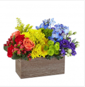 Colour of Love Bouquet