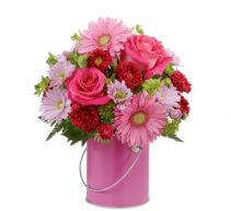 Colour your day with Happiness - 149 Arrangement
