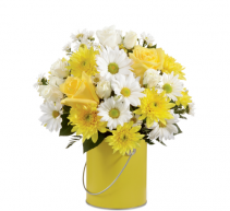 Colour your day with Sunshine - 148 Arrangement