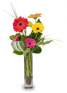Colourful 6 Vase