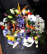 Colourful Assortment of Blooms Bouquet