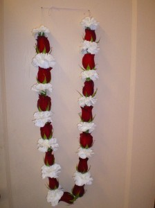 Combination Harr wedding flowers