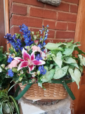 Combination Sympathy Basket