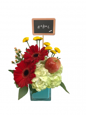 Come and Learn With Me Arrangement in Seguin, TX   DIETZ FLOWER SHOP & TUXEDO RENTAL
