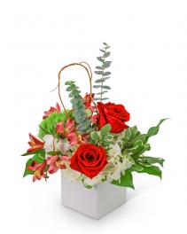 Come With Me Flower Arrangement