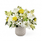 Comfort and Grace Bouquet Sympathy For The Home