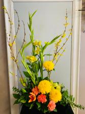 comfort Flower Arrangement
