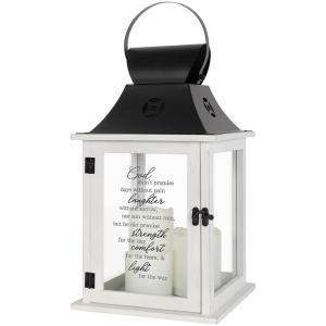 Comfort & Light Triple Candle Lantern in Plum, PA | FOREVER GREENE FLOWERS INC.