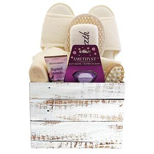 Comfort Luxury Giftbasket