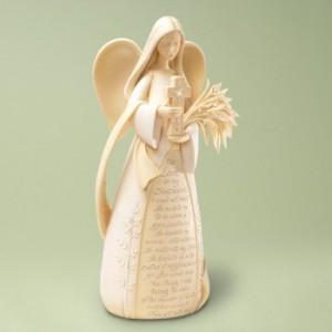 Comfort Psalms 23 Angel Gift