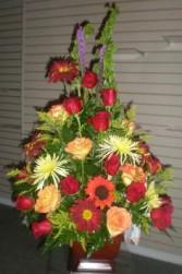 COMFORTING HOPE FUNERAL FLOWERS