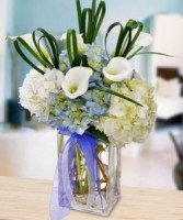 Commemorate Design Flower Arrangement