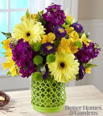 Community Garden Vase