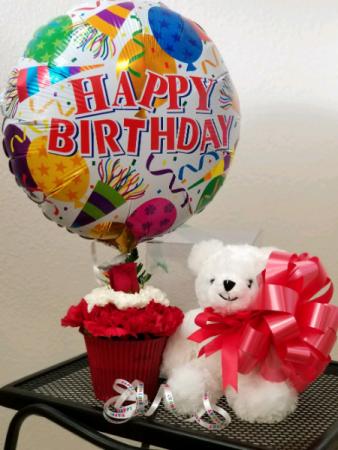 Como La Flor Birthday Special Birthday Arrangement In El Paso Tx