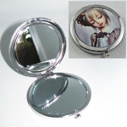 Compact Mirror Jewelry