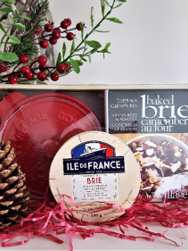 THE little FRENCHMAN A complete Brie kit
