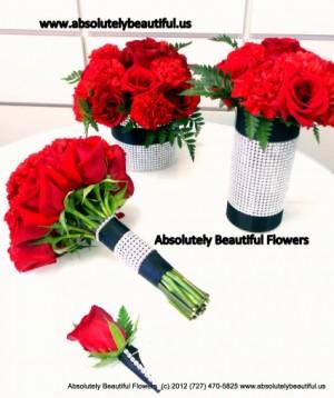 Complete Destination Wedding Flowers Destination Weddings in Saint Petersburg, FL | ABSOLUTELY BEAUTIFUL FLOWERS