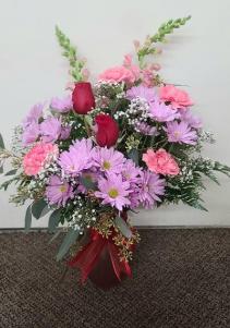 Complete Fascination  FHF-134 Fresh Flower Vase