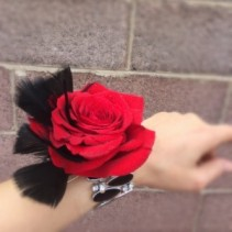 Composite Rose Corsage Corsage